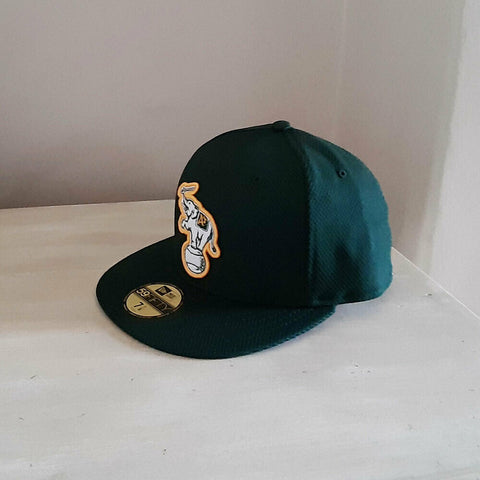 Oakland Athletics MLB Diamond Era 59FIFTY Fitted Baseball Cap