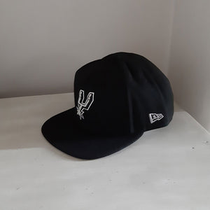 San Antonio Spurs NBA 9FIFTY Snapback Hat - size small/medium