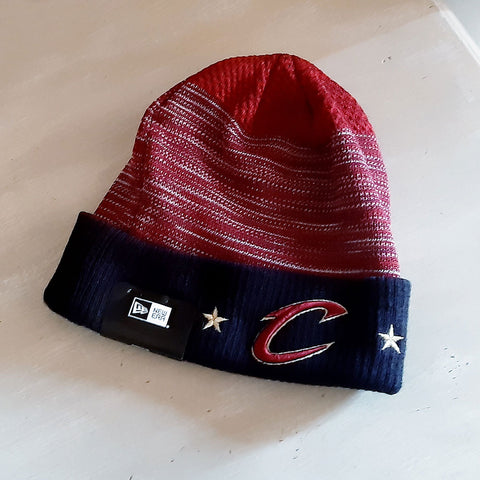 Cleveland Cavaliers NBA Lined Knit Hat