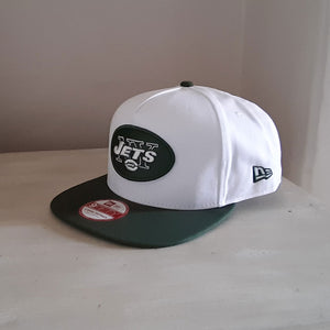 New York Jets 9FIFTY Adjustable NFL Baseball Cap - size small/medium