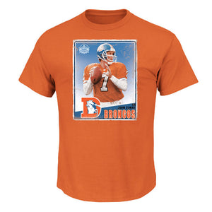 Denver Broncos John Elway NFL Hall of Fame T shirt