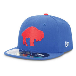 Buffalo Bills NFL OnField 59FIFTY Retro Logo Fitted Cap - size 7 1/4