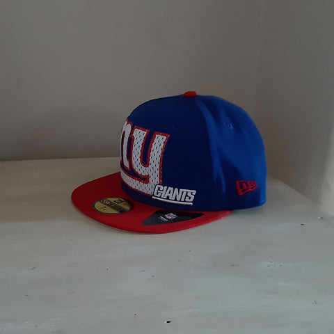 New York Giants Flawless NFL 59FIFTY Fitted Baseball Cap