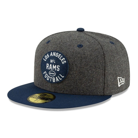 LA Rams New Era NFL Sideline 1933-53 59FIFTY Fitted Cap