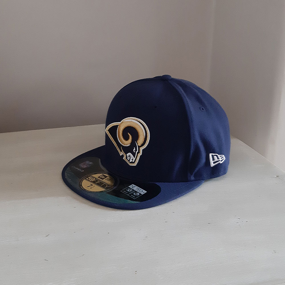 St Louis Rams NFL 59FIFTY Fitted Baseball Cap