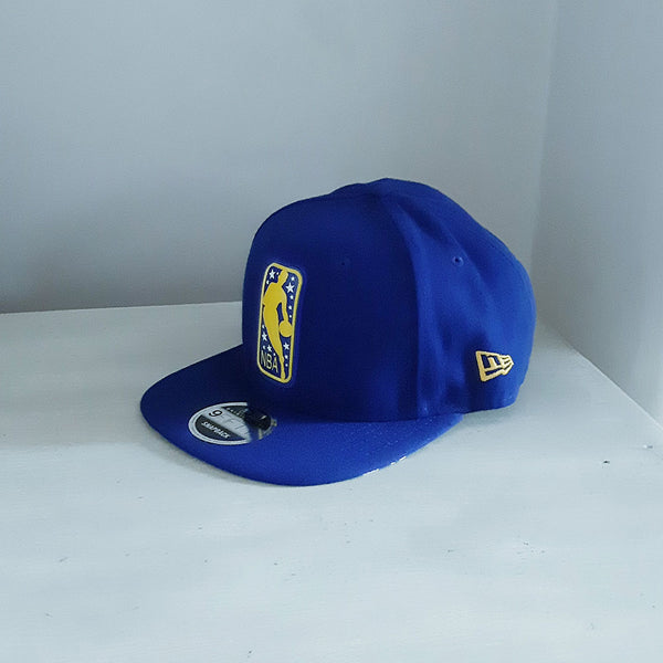 Golden State Warriors NBA Logo Street 9FIFTY Adjustable Cap