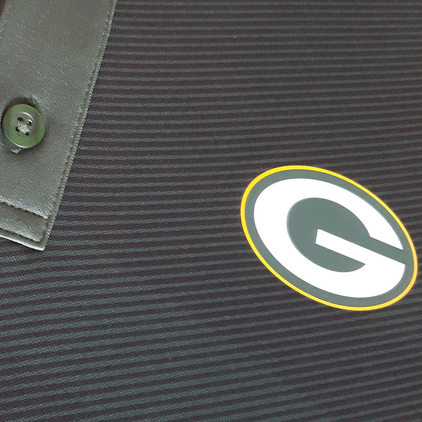 Green Bay Packers Dark Green NFL TX3 Polo