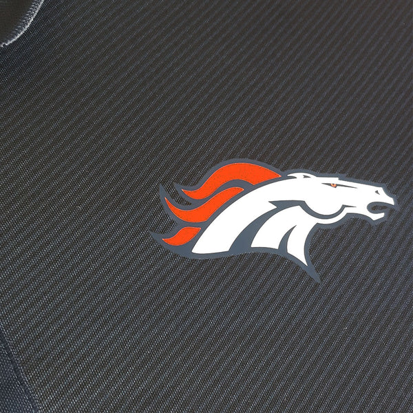 Denver Broncos Navy NFL TX3 Polo