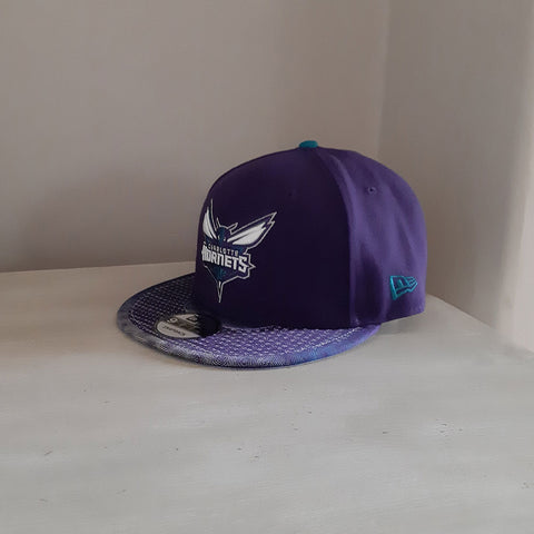 Charlotte Hornets New Era NBA 9FIFTY Adjustable Street Cap