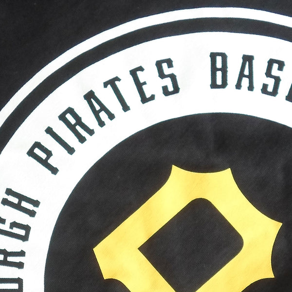 Pittsburgh Pirates New Era Black MLB T Shirt