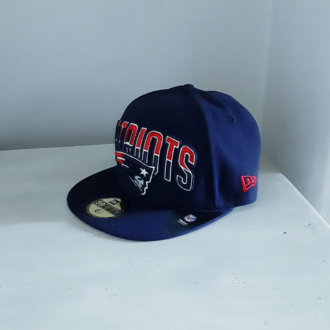 New England Patriots NFL 59FIFTY Fitted Retro Draft Cap