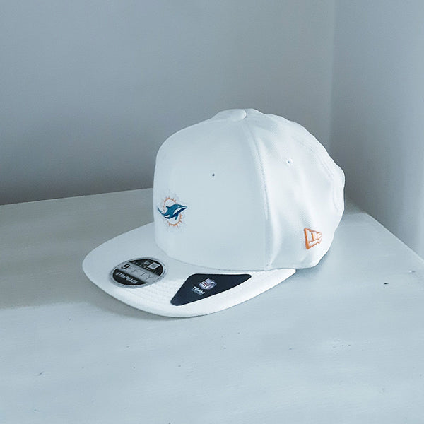 Miami Dolphins NFL 9FIFTY Strapback Baseball Cap - size small/medium