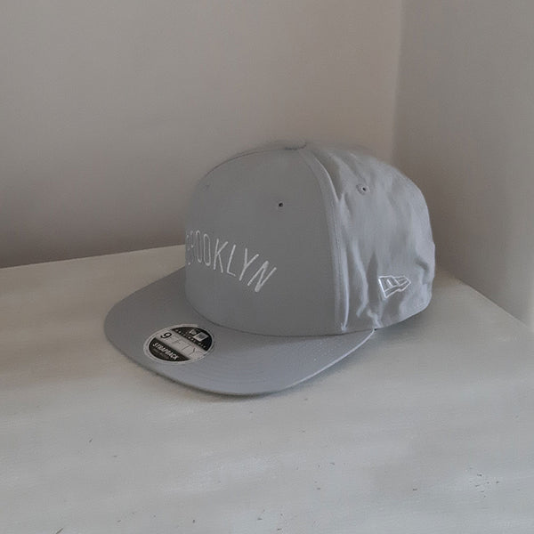 Brooklyn Nets NBA Unstructured 9FIFTY Cap - size small/medium