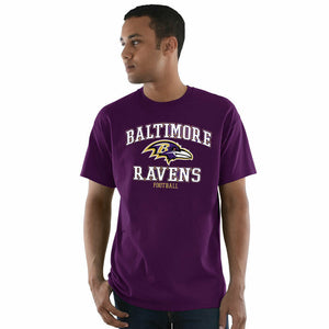 Baltimore Ravens NFL 'Greatness' T shirt