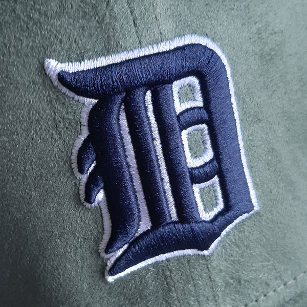 Detroit Tigers Stretch Snap MLB 9FIFTY Cooperstown Cap - medium/large