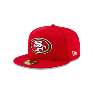 San Francisco 49ers New Era NFL Sideline 1946 59FIFTY Fitted Cap