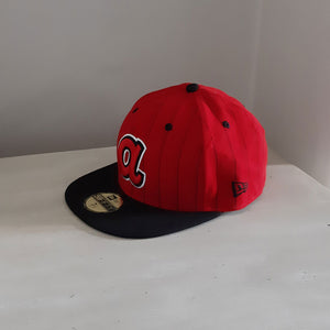 Atlanta Braves MLB Cooperstown 59FIFTY Fitted Baseball Cap