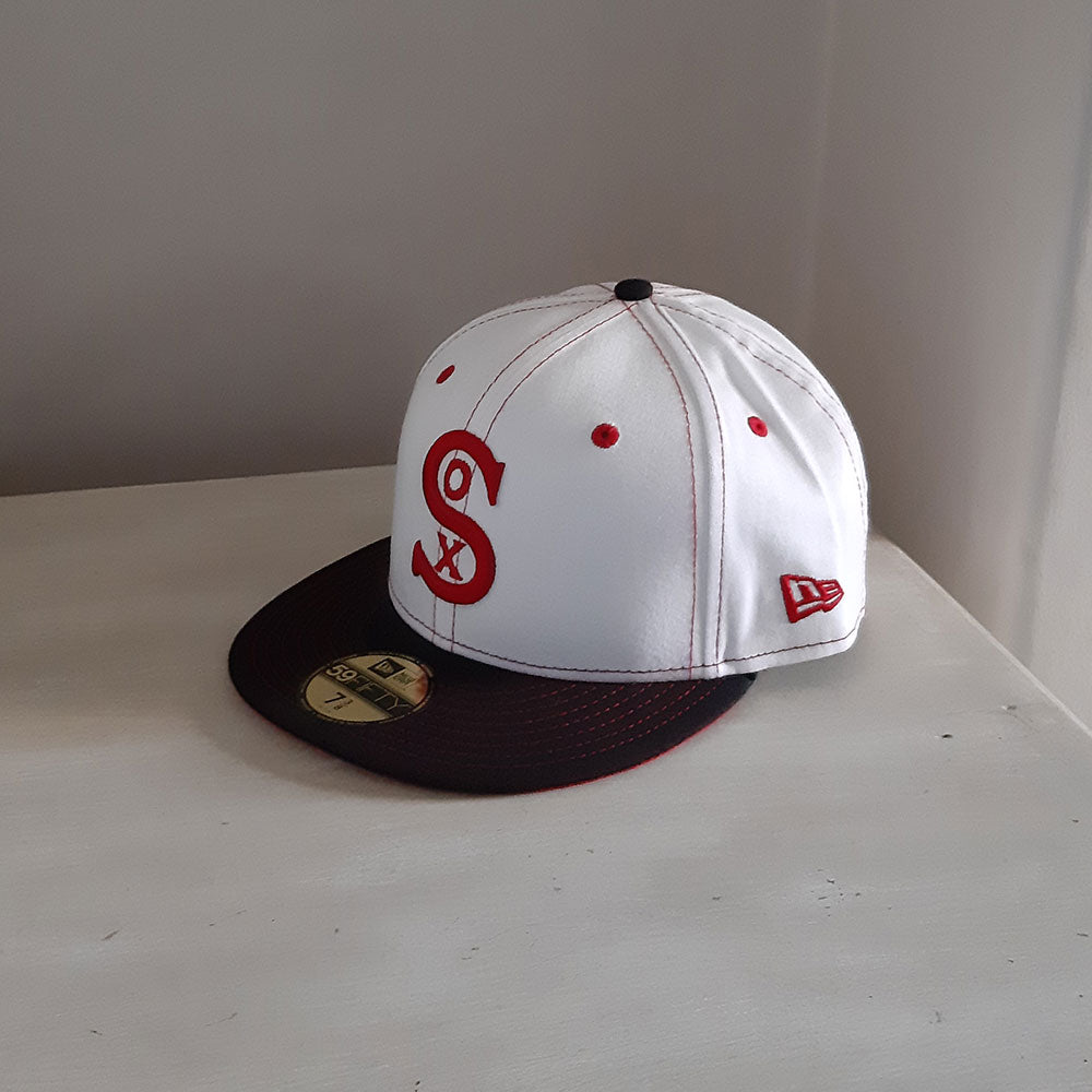 Chicago White Sox Cooperstown MLB 59FIFTY Fitted Baseball Cap
