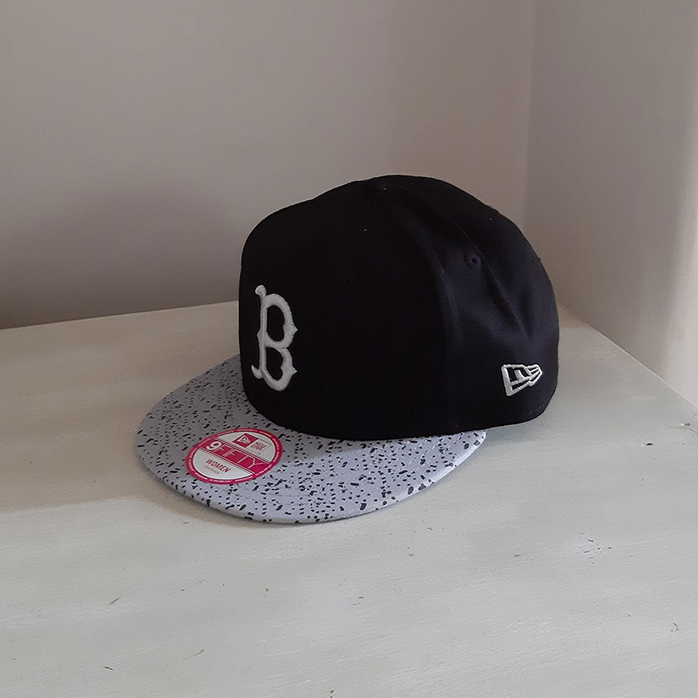 Boston Red Sox MLB Ladies 9FIFTY Adjustable Baseball Cap