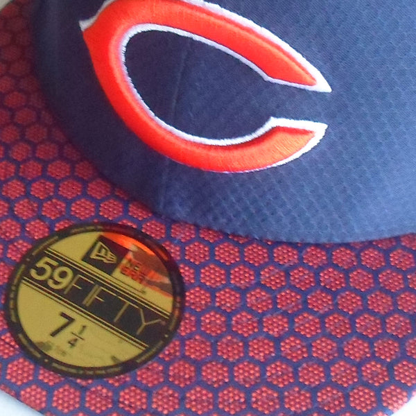 Chicago Bears NFL Sideline 59FIFTY Fitted Cap - 7 1/4