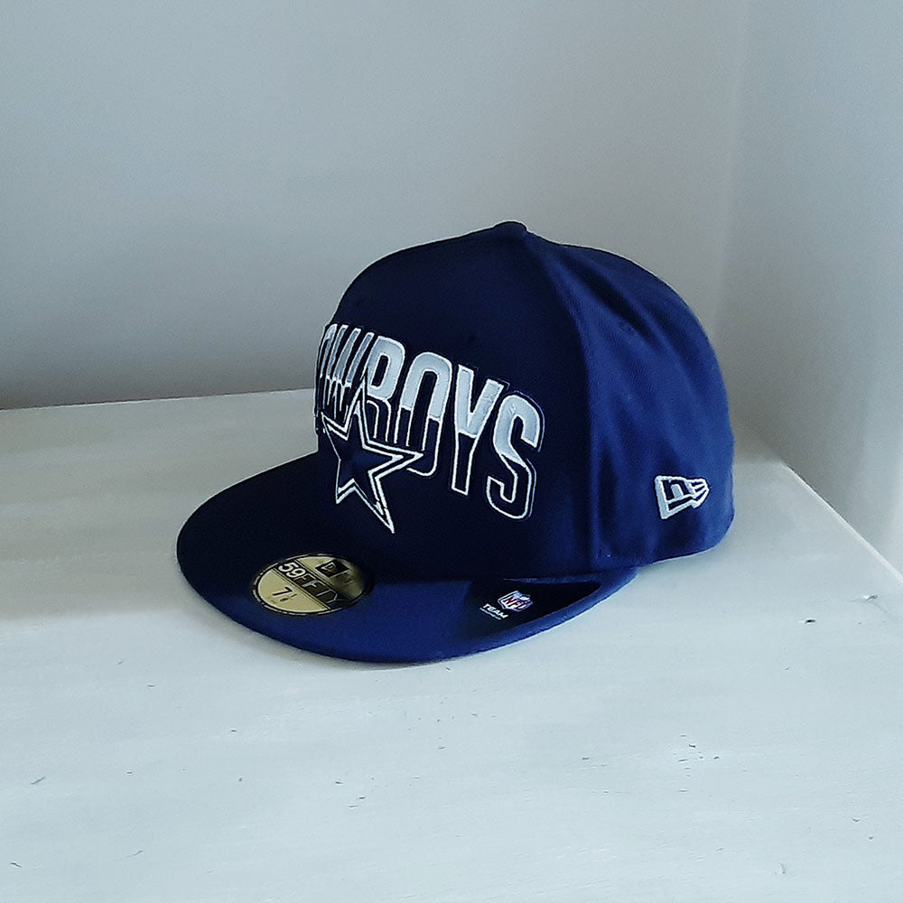 Dallas Cowboys NFL 59FIFTY Fitted Retro Draft Cap
