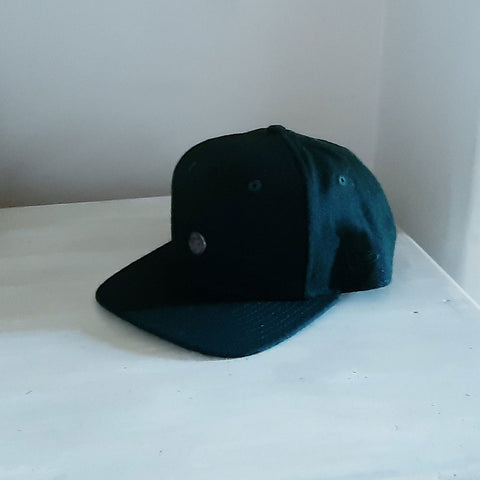 Boston Celtics 9FIFTY Dark Green Snapback Hat - size small/medium