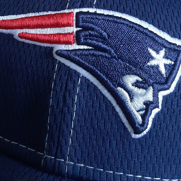 New England Patriots Stretch-fit NFL Sideline Cap - size large/XL