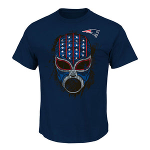 New England Patriots Team Mask NFL T shirt