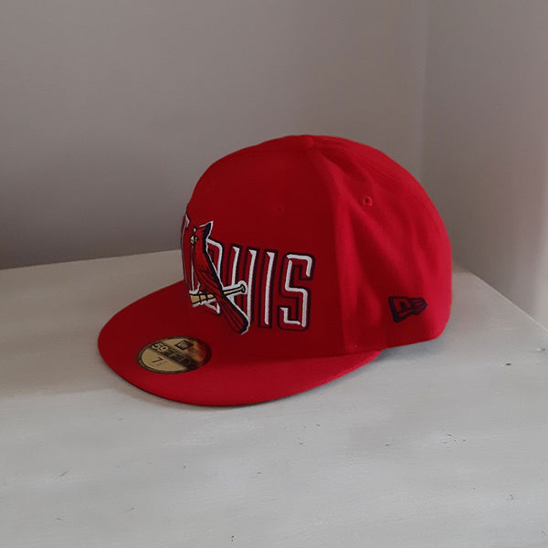 St. Louis Cardinals 59FIFTY MLB Fitted Baseball Cap