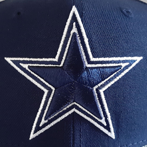 Dallas Cowboys Adjustable NFL 9FIFTY Baseball Cap - size small/medium