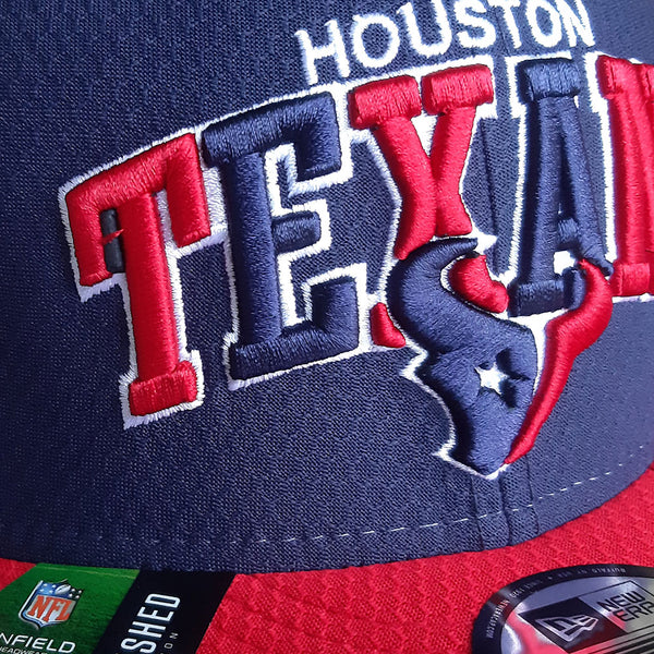 Houston Texans New Era NFL Sideline 1995-02 9FIFTY Adjustable Cap