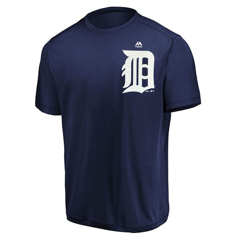 Detroit Tigers Cool Base Performance T-Shirt from Majestic