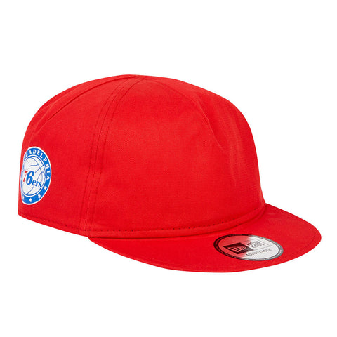Philadelphia 76ers NBA Adjustable Cycling Cap