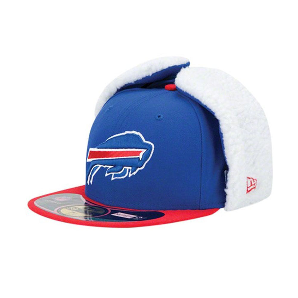 Buffalo Bills 59FIFTY NFL Dog Ear Fitted Cap