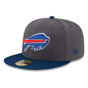 Buffalo Bills Ballistic Visor NFL 59FIFTY Fitted Baseball Cap