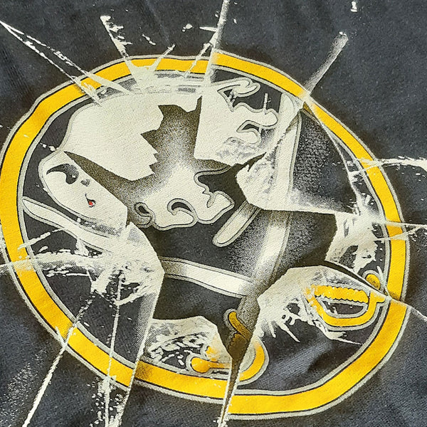 Buffalo Sabres NHL Poke Check T Shirt