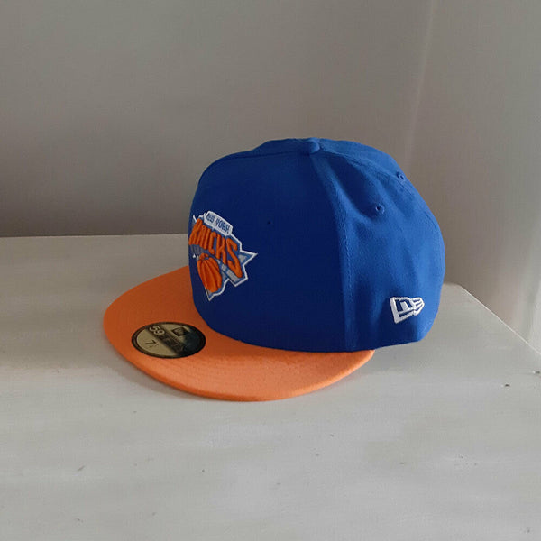 New York Knicks NBA 59FIFTY Fitted Baseball Cap