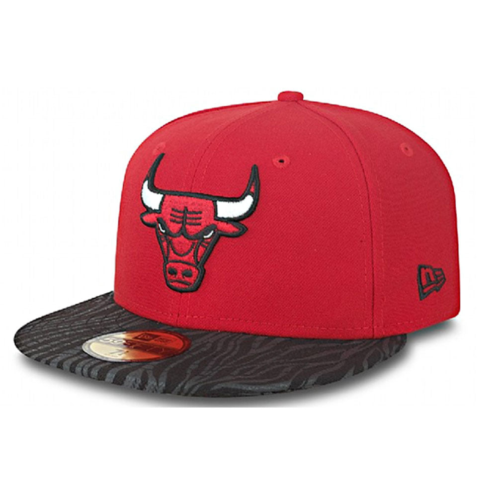 Chicago Bulls 2 Tone 59FIFTY Fitted NBA Baseball Cap