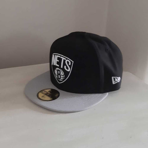 Brooklyn Nets NBA 59FIFTY Fitted Baseball Cap