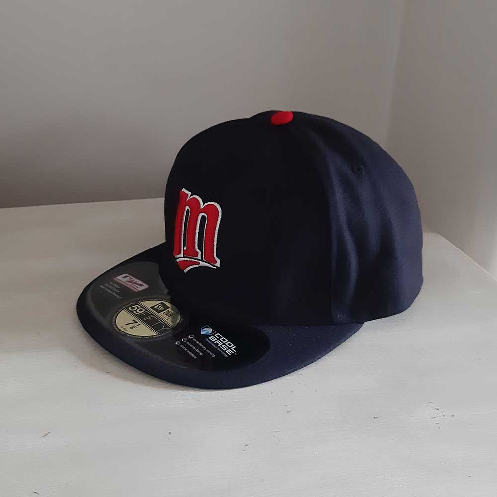 Minnesota Twins MLB On-Field Vintage 59FIFTY Fitted Baseball Capap