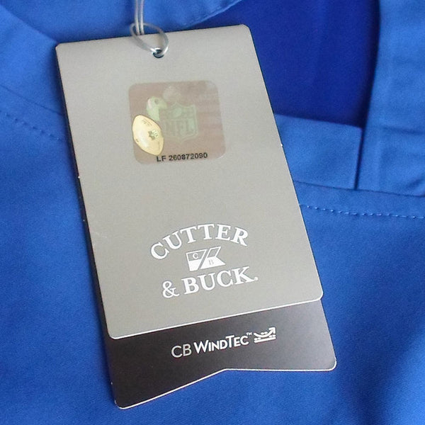 New York Giants NFL Cutter & Buck Windshirt Medium