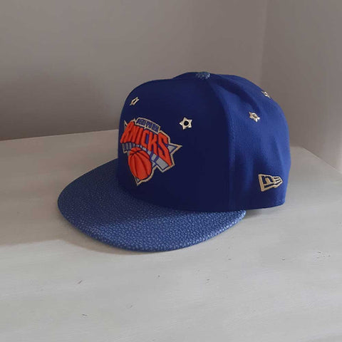 New York Knicks 59FIFTY Fitted NBA Street Cap - size 7 1/2
