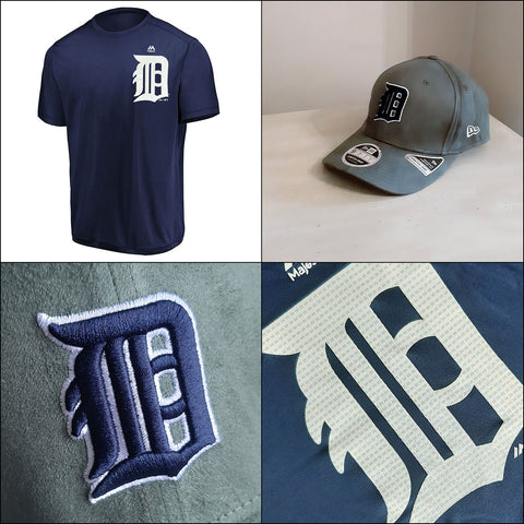 Detroit Tigers MLB Evolution T shirt + 9FIFTY Cooperstown Adjustable Cap