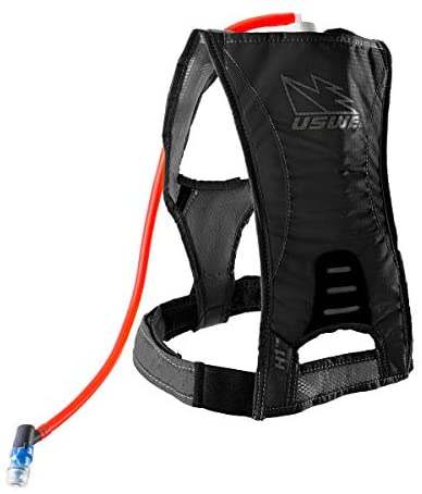 USWE H1 Hands Free 0.5 L Hydration Pack-Black
