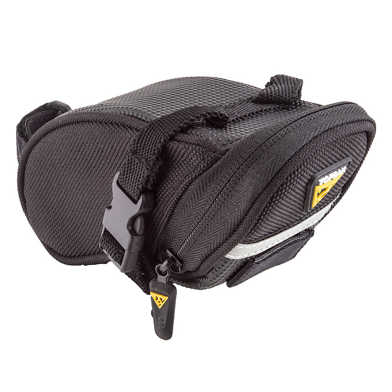 TOPEAK WEDGE AERO BAG MICRO CLIP-ON