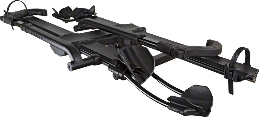 Kuat NV 2.0 Base Hitch Bike Rack - 2-Bike 1-1/4 Receiver Black