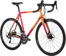 Load image into Gallery viewer, Zig Zag Ultegra Bike - Orange/Red Fade 49cm