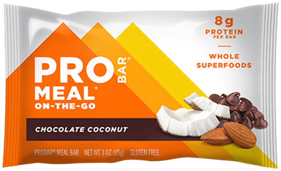 ProBar Meal Bar: Chocolate Coconut Box of 12
