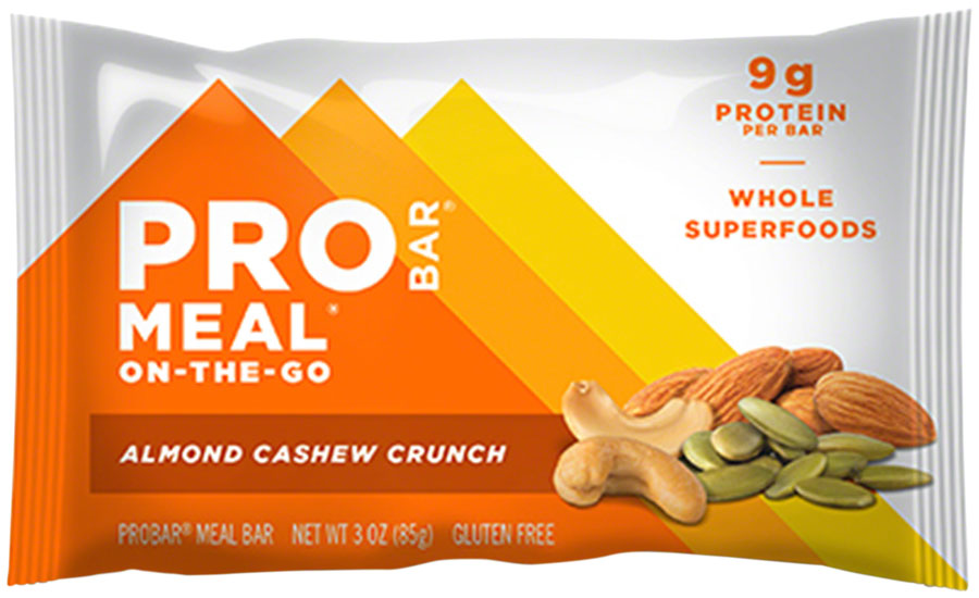 ProBar Meal Bar: Almond Crunch Box of 12