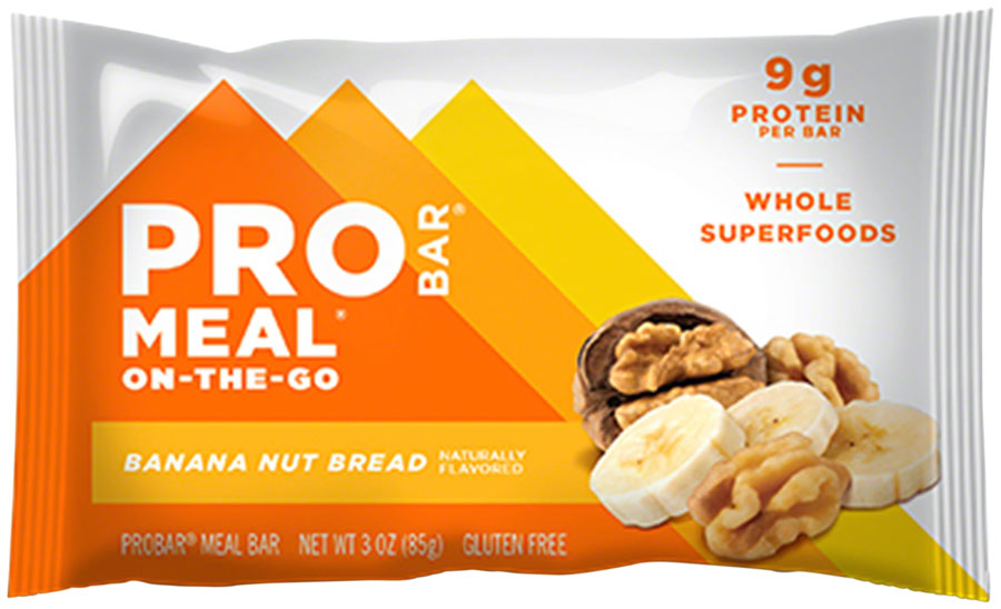 ProBar Meal Bar: Banana Nut Bread Box of 12